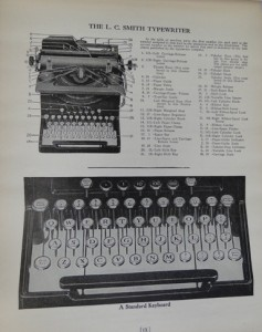 typewriting manual interior 2