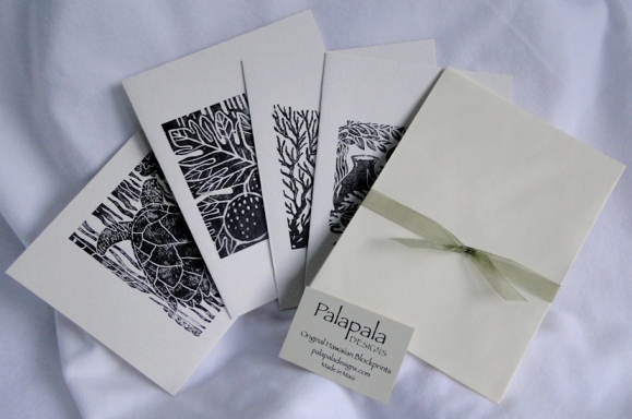 Palapala DESIGNS group of cards 579 X 384