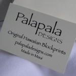 Palapala DESIGNS info card 2013 03 20