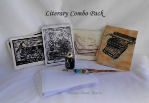 Literary Combo Pack (Click for Link)