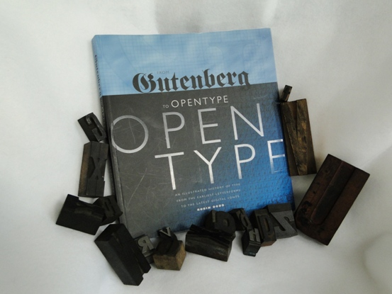 Gutenberg to OPENTYPE cover 2013 05 29