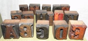 letterpress blocks 5