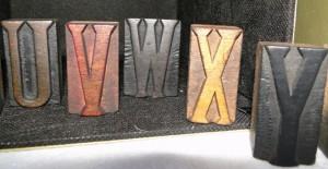 letterpress blocks 6