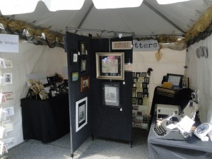 artsyletters booth 2 DBF 2013.jpg reduced
