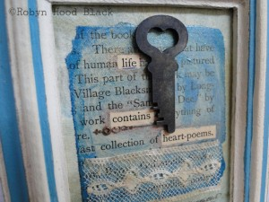 heart poems close up c