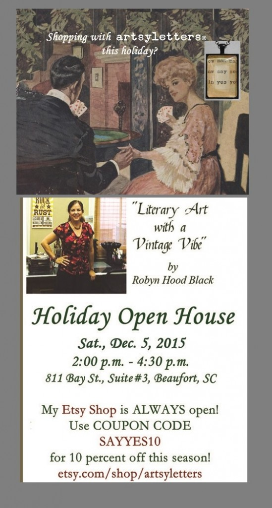 artsyletters holiday open house 2015 for blog FB etc collage