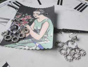 1920s earrings p