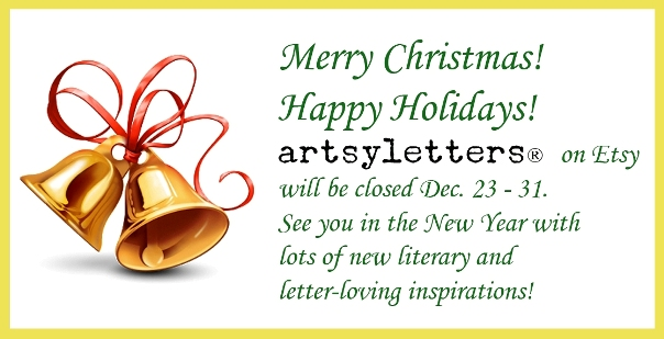 artsyletters closing holiday message 2017 size 604