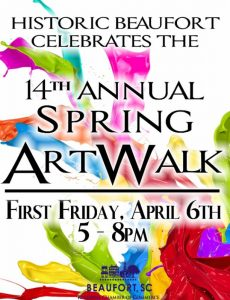 SpringArtWalk 2018-chamber art walk