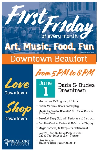 EventPhotoFull_First Friday Poster June 1st - Dads and Dudes